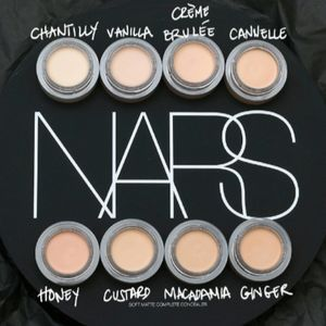 New NARS Soft Matte Complete Concealer MACADEMIA